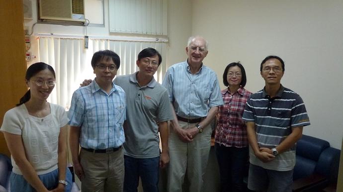 2016物理風雲系友講座:卓筱梅博士 [求學及學術生涯的經歷分享]