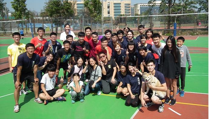 系友小物盃排球聯誼賽 - 青春,活力,物理人