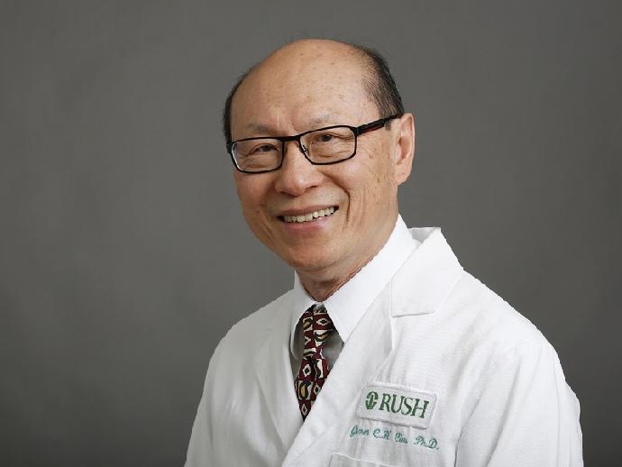 本系第12屆系友朱建華博士榮獲美國醫學物理學會終生成就獎